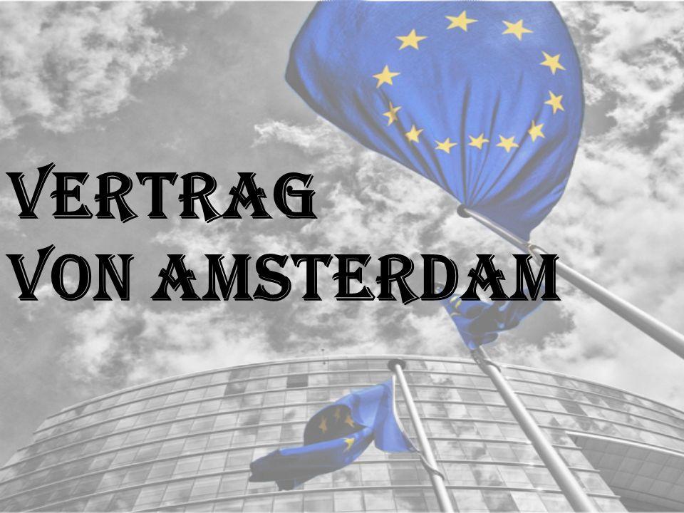 Vertrag von Amsterdam