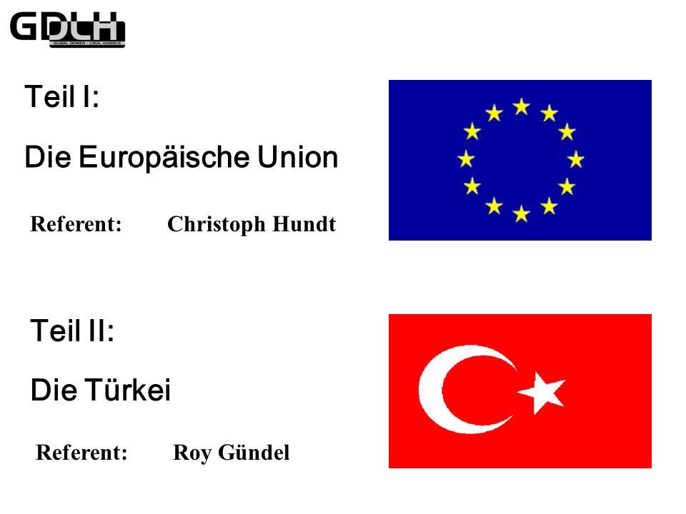Etappen der Europäischen Einigung 1975 Lomé-Abkommen 1959 Beginn des Zollabbaus 1973 Beitritt Dänemarks, Großbritanniens und Irlands 1972 Zusammenarbeit in der Außenpolitik 1958 Vertrag von Rom EWG + Euratom 1993 Binnenmarkt in der Europäischen Union 1990 Deutsche Einheit 1986 Beitritt Spaniens und Portugals 1981 Beitritt Griechenlands 1979 EWS: 1.