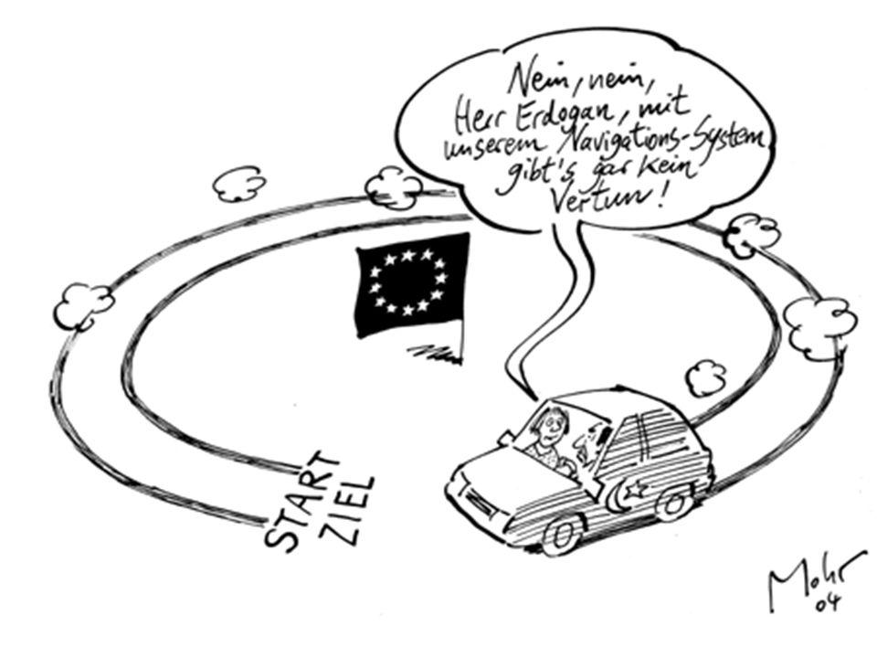 2.5 Das Türkei-Bild der Deutschen Ein Resümee Das Türkei-Bild der Deutschen ist eng mit dem Bild der hier lebenden Migranten türkischer Herkunft verkn