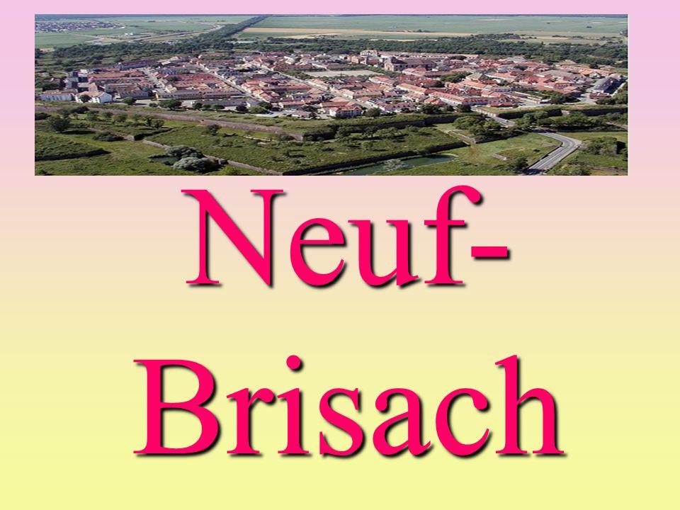 Neuf- Brisach