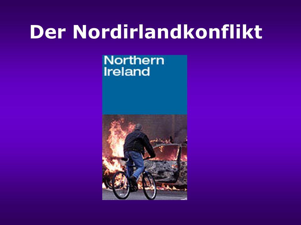 Der Nordirlandkonflikt