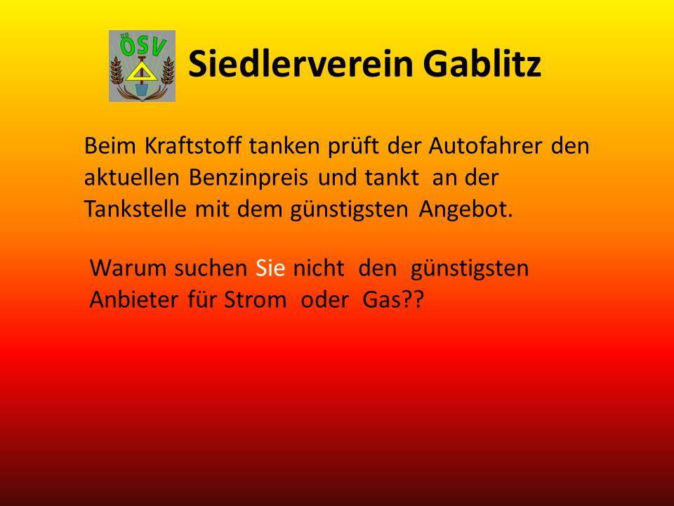 Siedlerverein Gablitz Zum Schluss noch eine Bitte in eigener Sache: Als Beitrag zum Energiesparen des Vorstandes bitten wir Sie um das Einverständnis die Einladungen und Informationen des Vereins per e-mail an Sie verteilen zu dürfen.