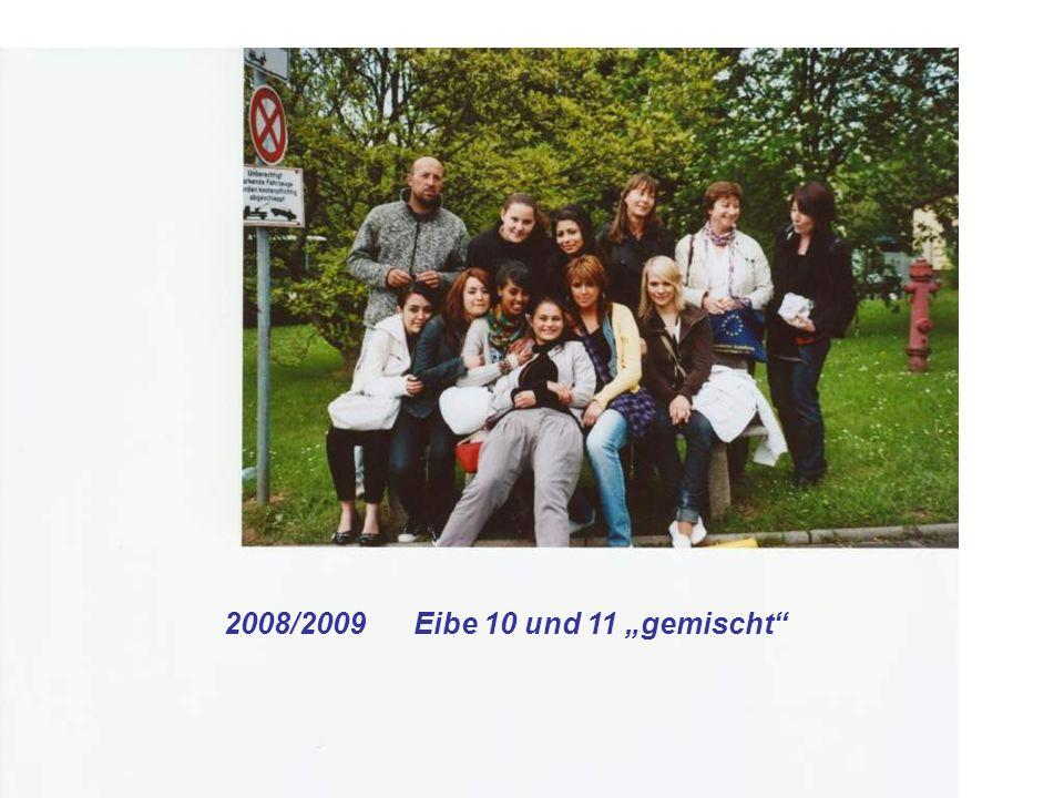 2008/2009 Eibe 10 und 11 gemischt