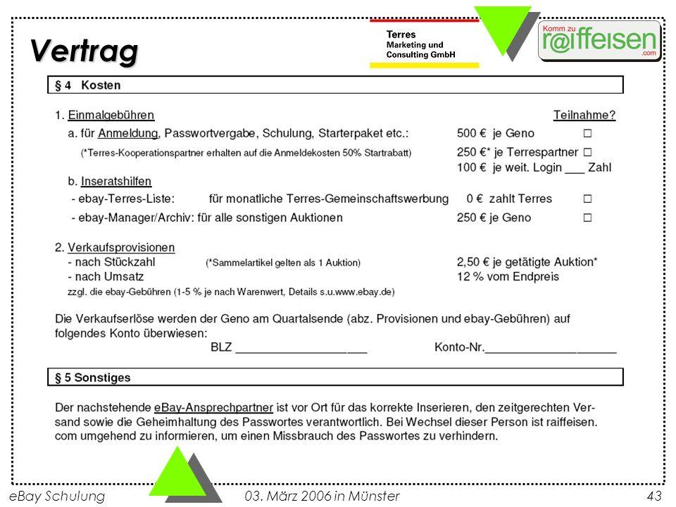 eBay Schulung 03. März 2006 in Münster43 Vertrag