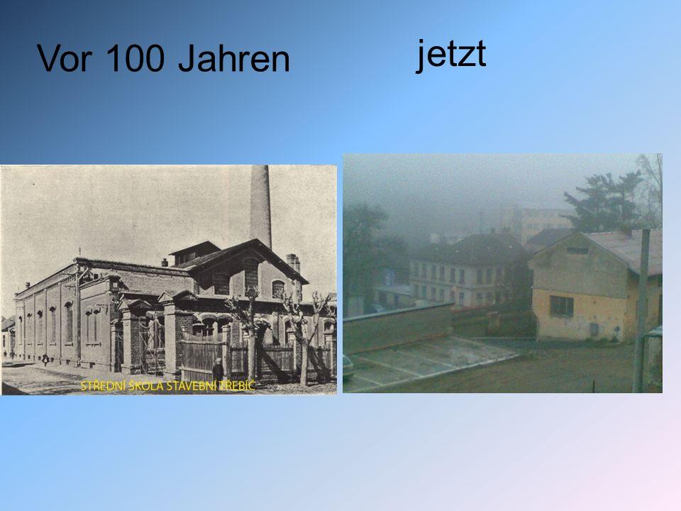 Vor 100 Jahren jetzt