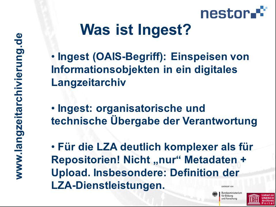 www.langzeitarchivierung.de IWI Vielen Dank!