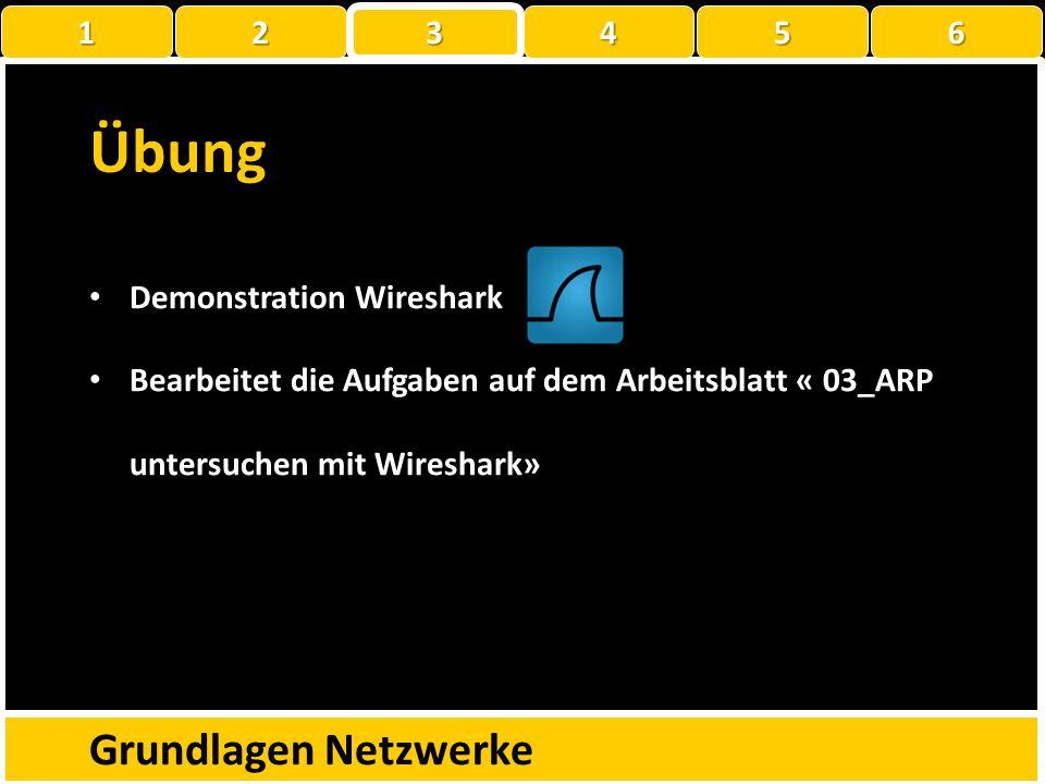 MAC/ARP Grundlagen Netzwerke Who has 212.71.15.130 1 22223 456