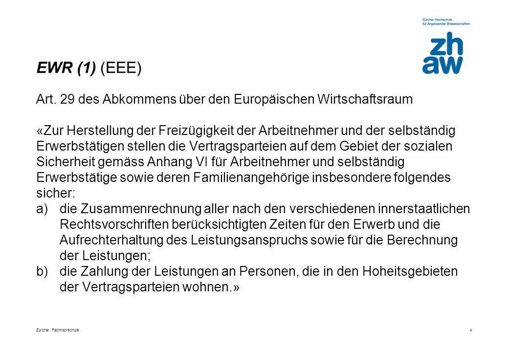 Zürcher Fachhochschule4 Art.
