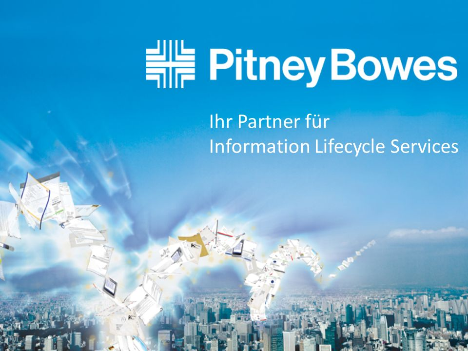 Business Group Name Here Ihr Partner für Information Lifecycle Services