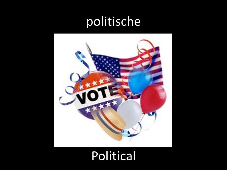 politische Political