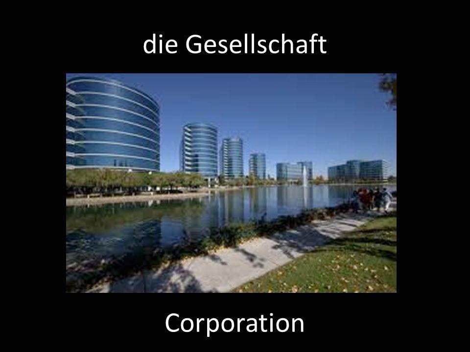 die Gesellschaft Corporation