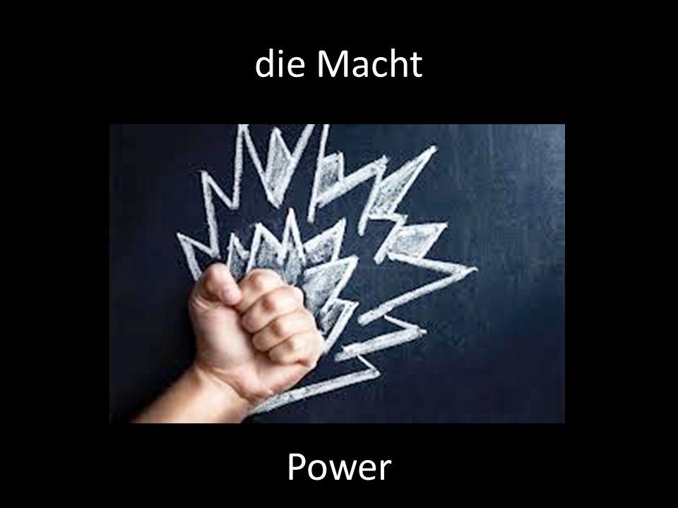 die Macht Power