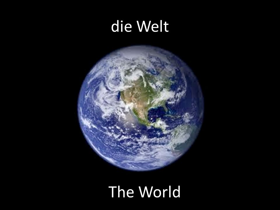 die Welt The World