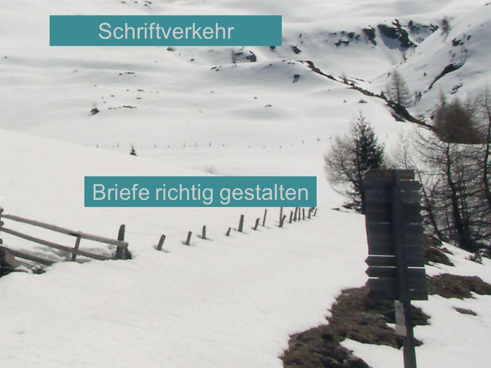 Anschrift von mehreren Personen Kanzlei Innerhofer und Wurzer Herren Rechtsanwälte H.