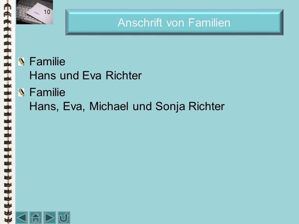 Anschrift von Firmen An die Fa. Etsch GmbH Am Ufer 17 39022 Algund Adam Müller AG Schlossstraße 28 c 39012 Meran 9