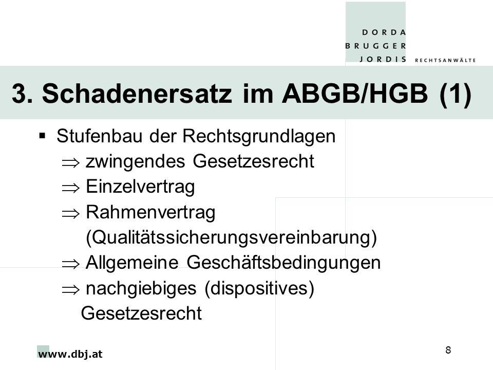 www.dbj.at 29 Wenn Sie Fragen haben: Dr Christoph Mager DORDA BRUGGER JORDIS RECHTSANWÄLTE GMBH Adresse: Dr Karl Lueger-Ring 10, A-1010 Wien Telefon: +43-1-533 47 95-15 Telefax: +43-1-535 39 41 E-Mail: christoph.mager@dbj.at Internet: http://www.dbj.at