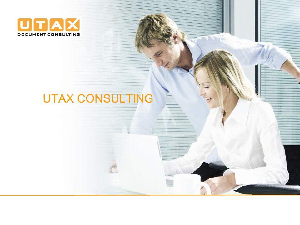 22 UTAX CONSULTING Herr Andreas Sesselmann Geschäftsführer UTAX CONSULTING Tel.