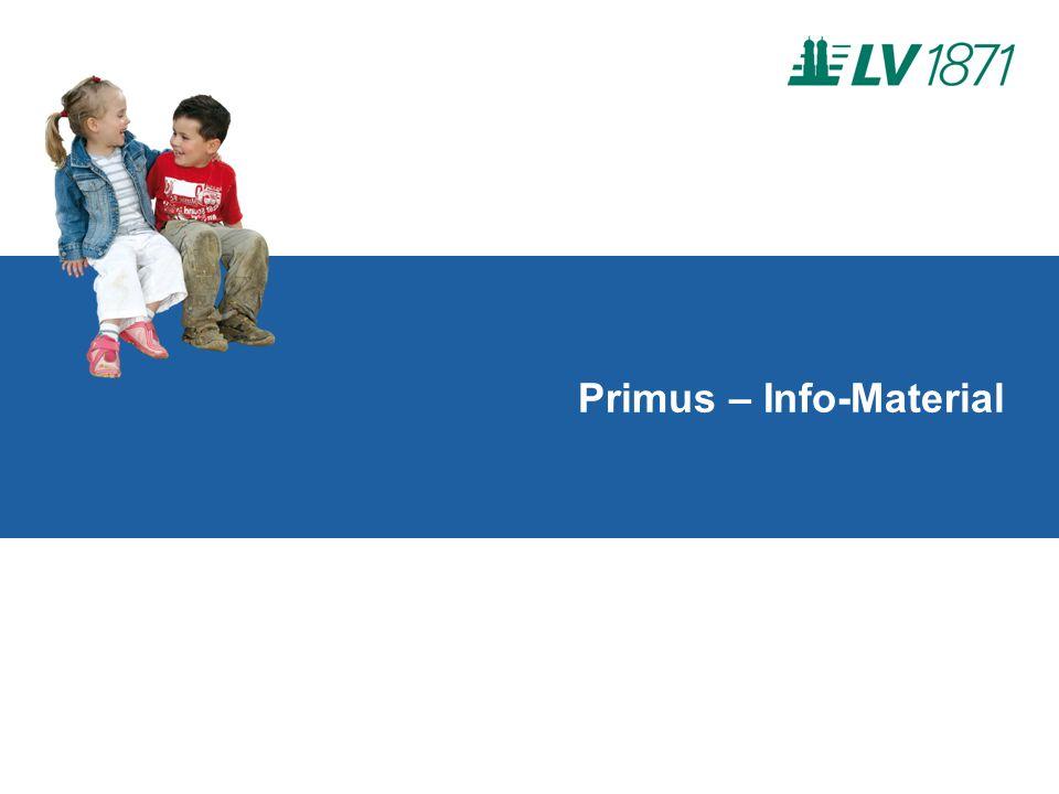 Primus – Info-Material