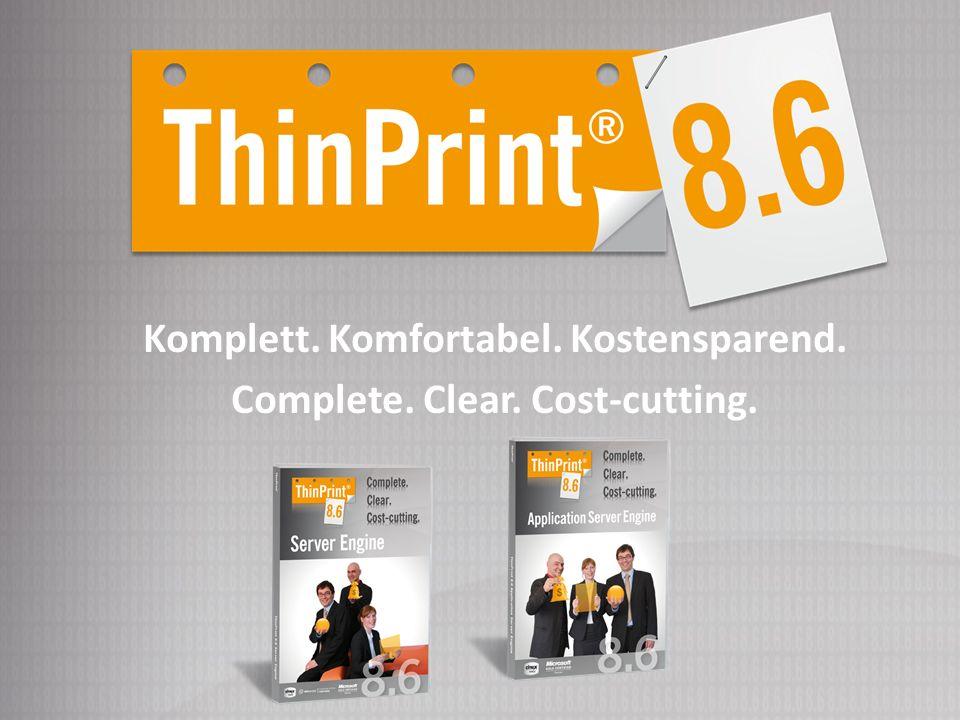 ThinPrint Engine 8.6 – Was ist neu.