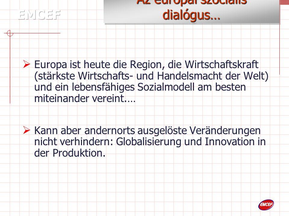 Dieskussionsthemen Gemeinsame Stellungnahme zur Beibehaltung des ständigen Aufsichtsorgans für Sicherheit und Arbeitsschutz in Steinkohle- und sonstigen Bergwerken (Februar 2003).