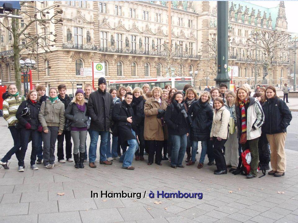 16 In Hamburg / à Hambourg