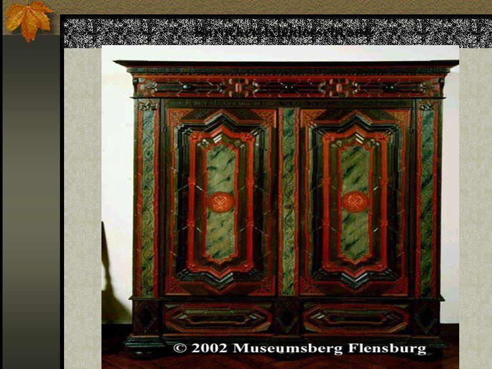 Barocker Kleiderschrank