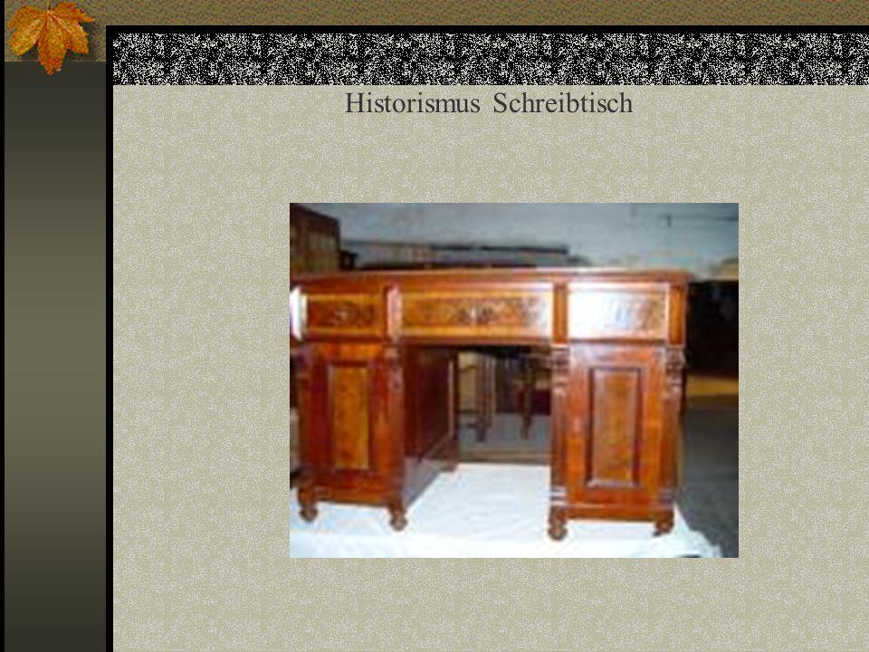 Historismus Schreibtisch