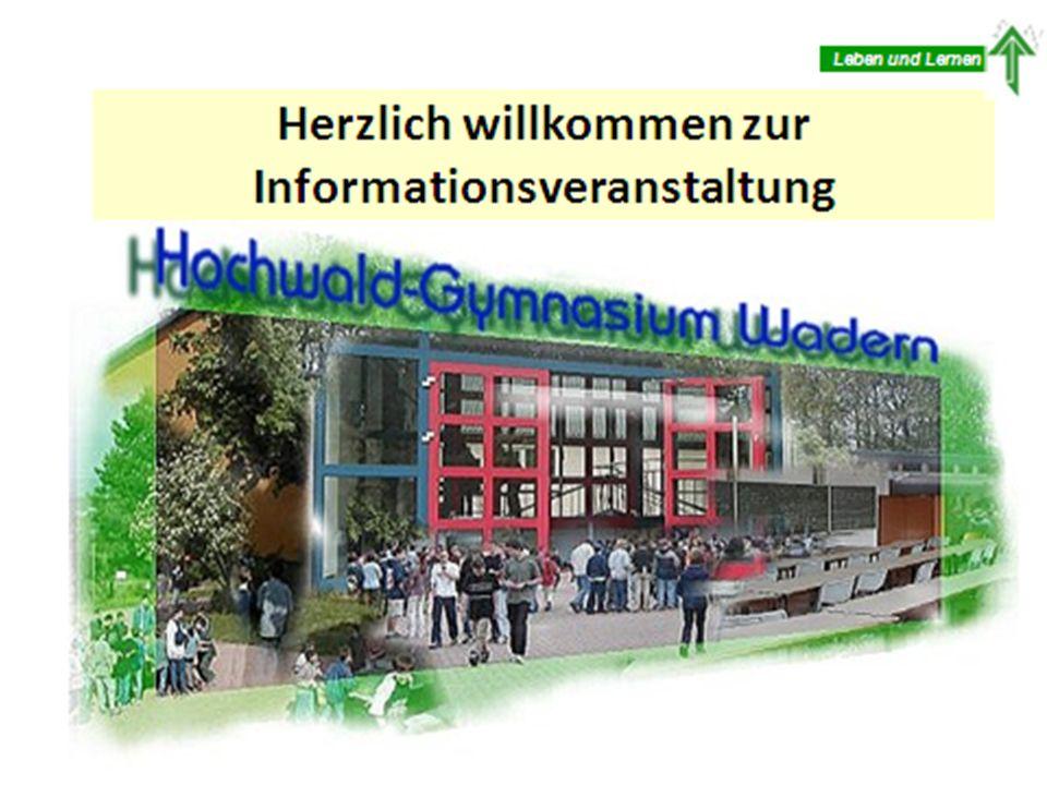 InfoVeranstaltung 20121