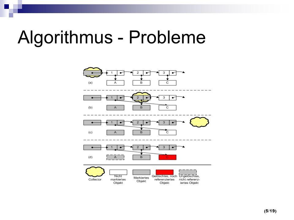 (5/19) Algorithmus - Probleme