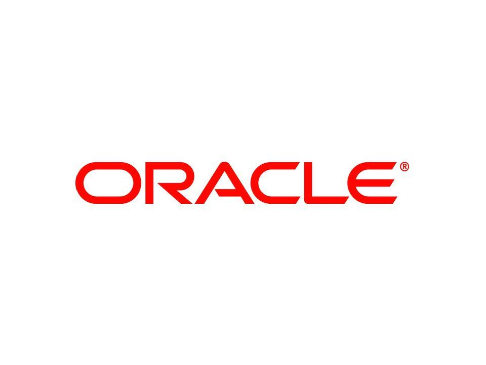 Oracle im täglichen Gebrauch