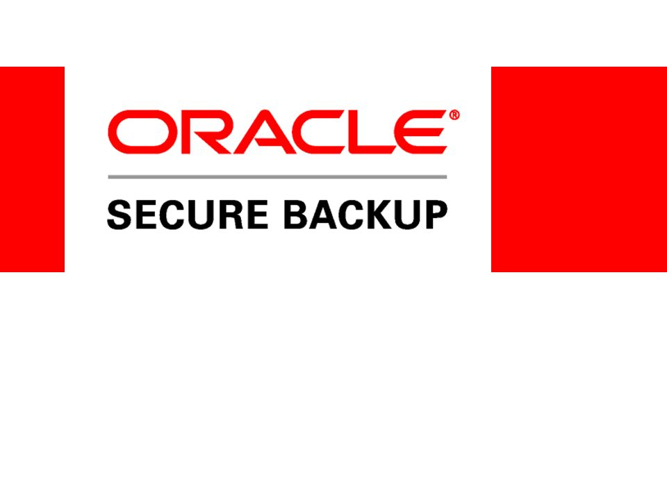 Die 6 Hauptgründe für Bewährt und integriert mit Oracle (OEM, RMAN) Schnellster Datenbank Backup auf Tape Regelbasierendes Backup-Management Lösung aus einer Hand (Single-Vendor) Günstigste Enterprise Backup Lösung Sicherheit (z.B.