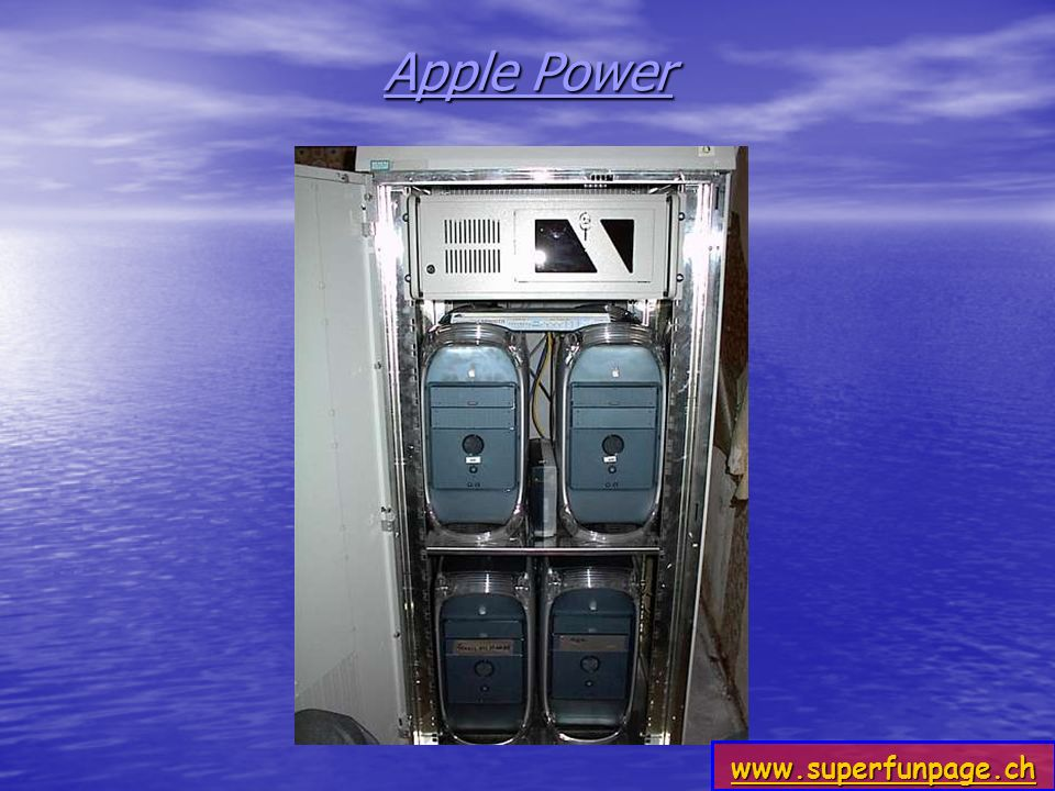 Apple Power