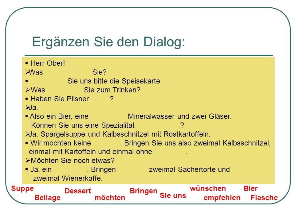 Übersetzen Sie den Dialog: Pane vrchní, platím.Dohromady nebo zvlášť.