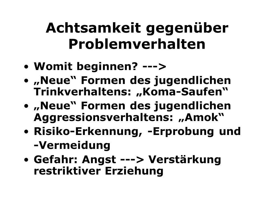 Fokus Jugend: Heckmann/Christoph Jugend ist in erster Linie eine Ansammlung von Möglichkeiten.