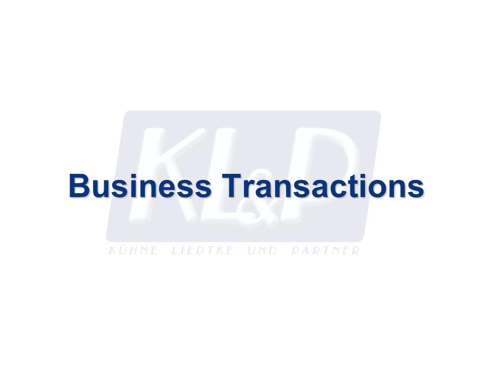 Business Transactions Phase2Phase2 Phase2Phase2 Verteilte Transaktionen (3) Nachdem alle Resources positiv abgestimmt haben veranlasst der Coordinator die dauerhafte Speicherung (meist unter Nutzung einer DB).