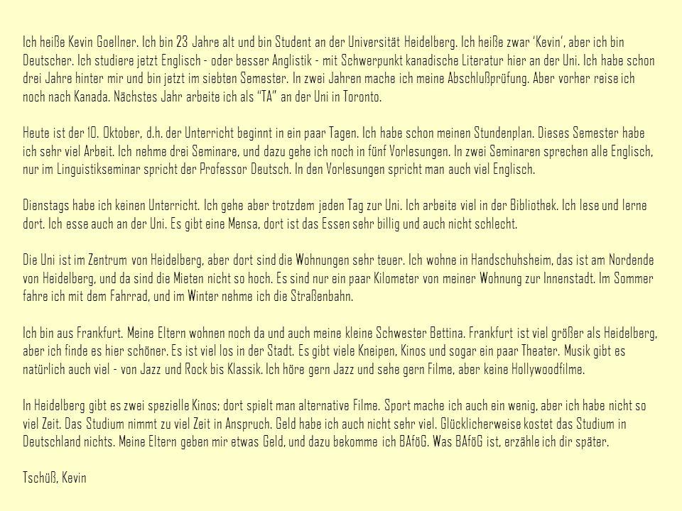 translation male / female Lehrer / Lehrerin Im a student.