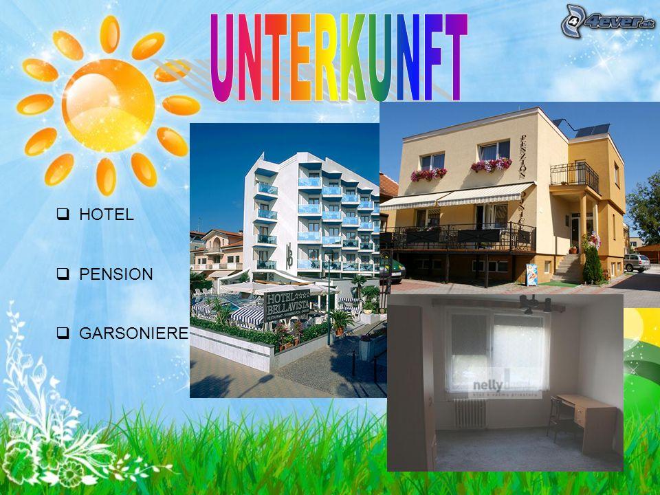 HOTEL PENSION GARSONIERE