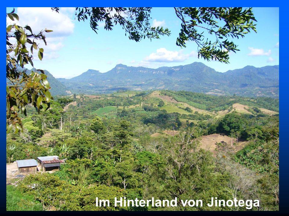 Im Hinterland von Jinotega