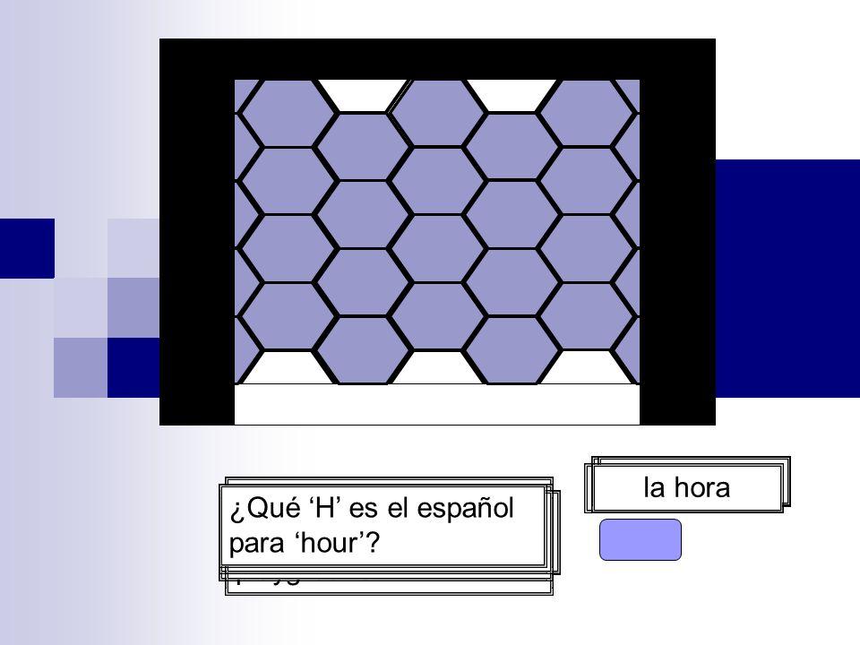 D ¿Qué C es el español para to close/shut.cerrar Cc ¿Qué F es el español para French.