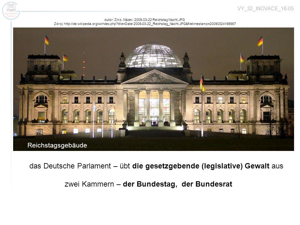 Autor: Ziko, Název: 2009-03-22 Reichstag Nacht.JPG Zdroj: http://de.wikipedia.org/w/index.php?title=Datei:2009-03-22_Reichstag_Nacht.JPG&filetimestamp