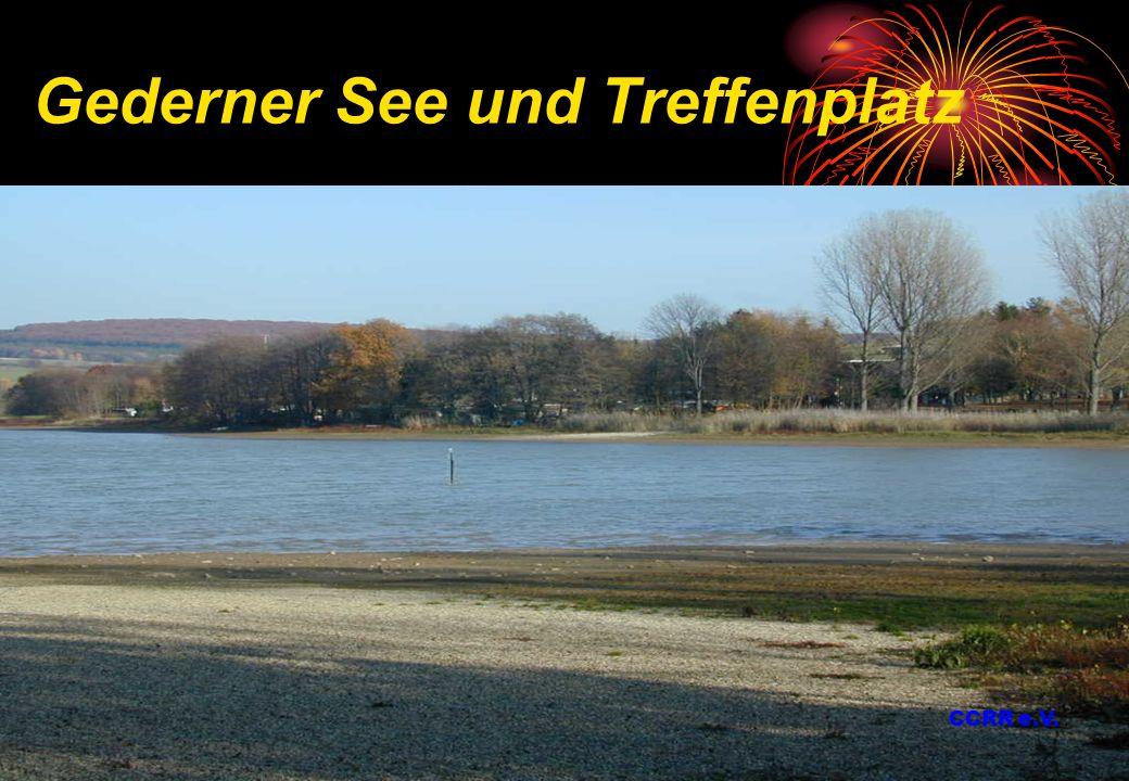 Gederner See und Treffenplatz CCRR e.V.