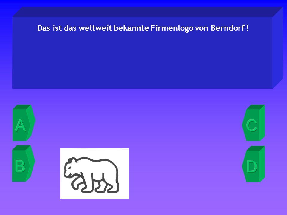 Das ist das weltweit bekannte Firmenlogo von Berndorf !
