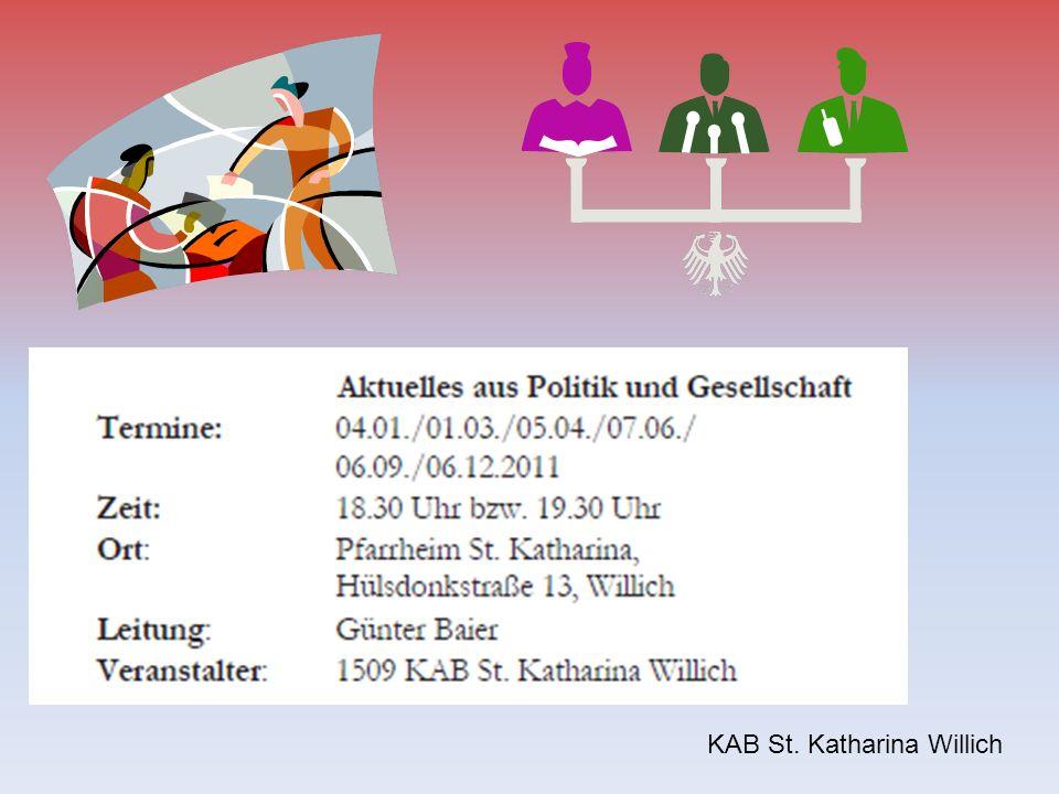KAB St. Katharina Willich