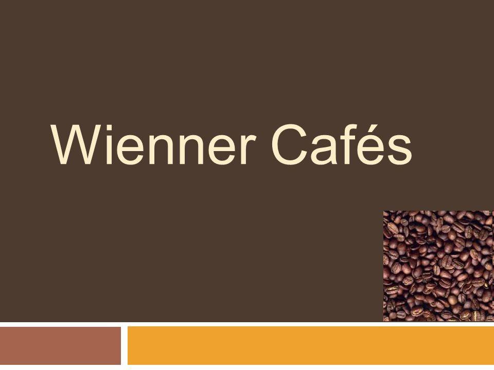 Wienner Cafés