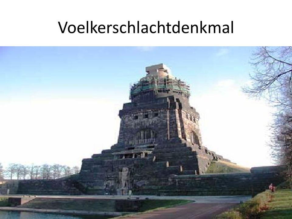 Voelkerschlachtdenkmal