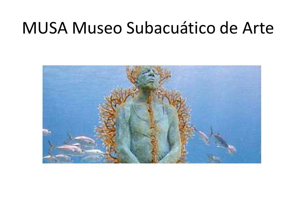 MUSA Museo Subacuático de Arte