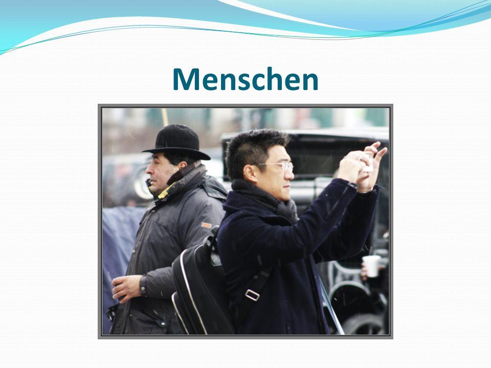 Aufgabe für die Schüler I.Macht ein Referat zum Thema Ausländer in meiner Umgebung.