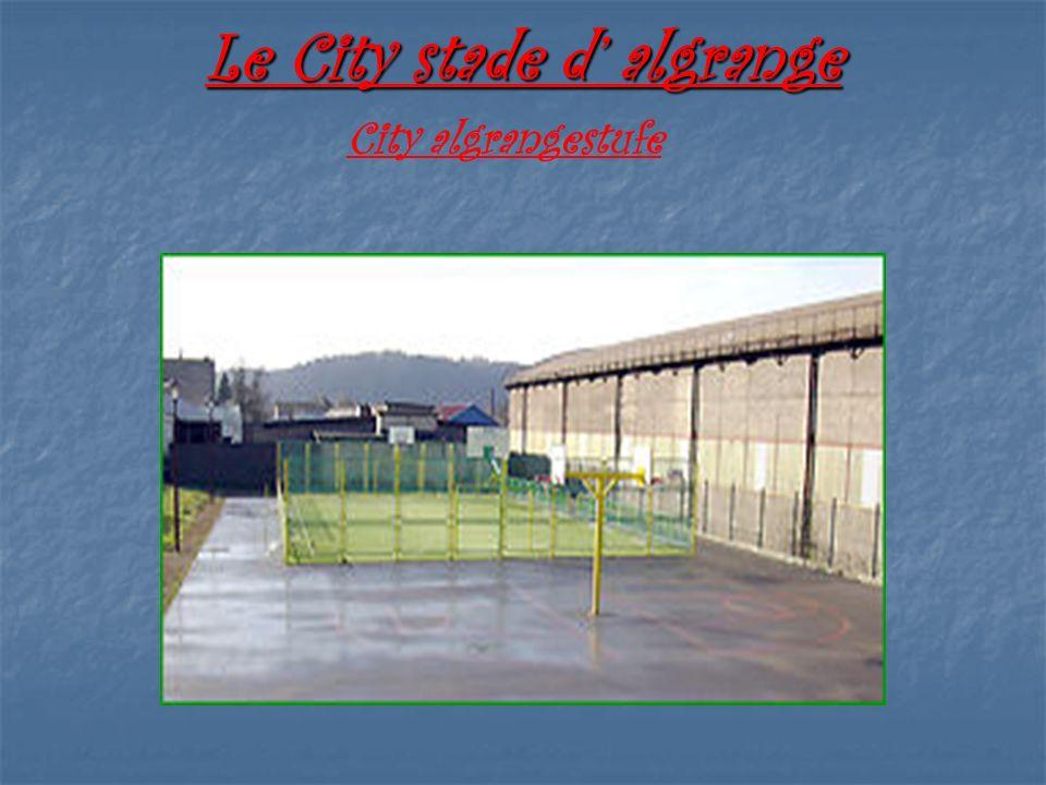 Le City stade d algrange City algrangestufe
