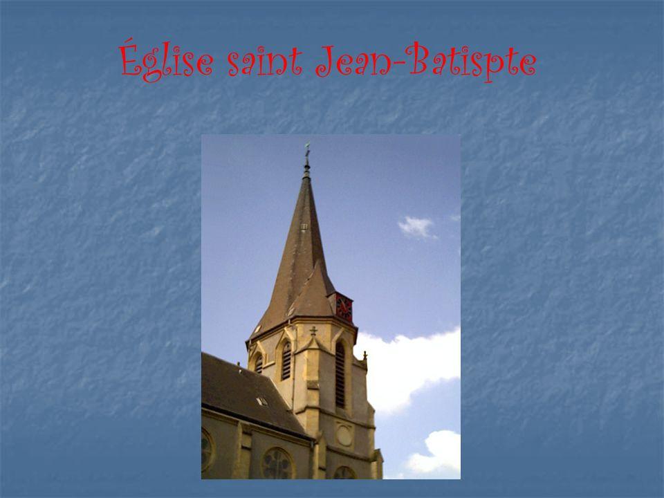Église saint Jean-Batispte