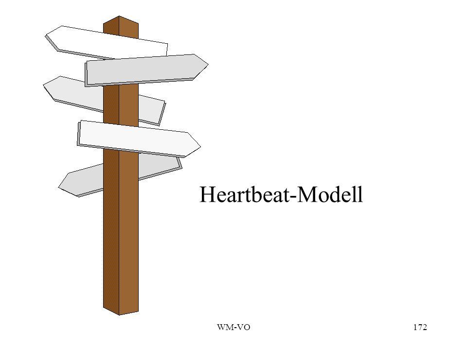 WM-VO171 Die zwei Aspekte eines Unternehmens Organismus Menschliche Aspekte Soziales System –Spirit –Kultur –Fähigkeiten –Beziehungen –Glaubenssätze etc.
